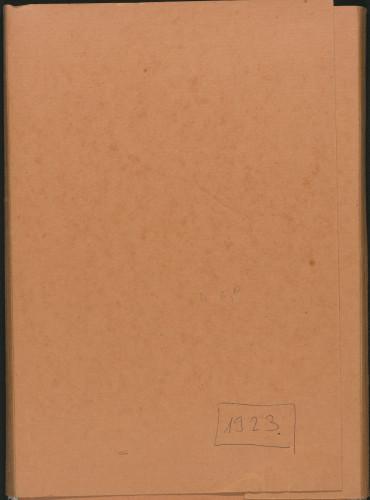 Programi koncerata 1923